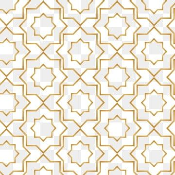 And Islam Golden Pattern Png And Vector Pattern Clipart Ramadan Eid Png And Vector With Transparent Background For Free Download Golden Pattern Islamic Pattern Vector Pattern