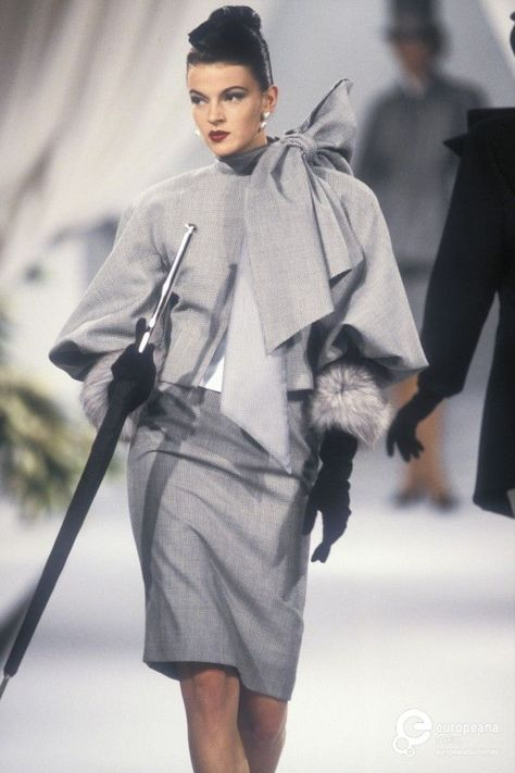 Image from object titled 'Christian Dior, Autumn-Winter Couture'