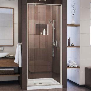 Shower Stalls Enclosures At Great Prices Wayfair Shower