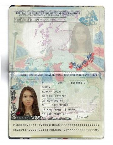Order Your High Quality Online Editable Psd Documents Such As Editable Passport Templates Editable Drivers Licen Id Card Template Card Template Templates