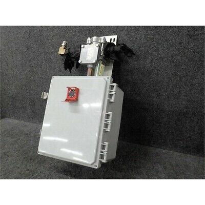 Gpi Ez 8rv Fuel Transfer Pump With Controls Enclosure As Is In 2020 Ebay Enclosure Camper Parts