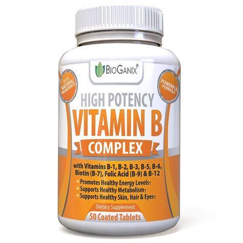 Vitamin B Complex 50 Capsules Salud Cosas Para Comprar Y Compras