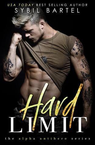 Hard Limit by Sybil Bartel   I HEART YA BOOKS GOODREADS