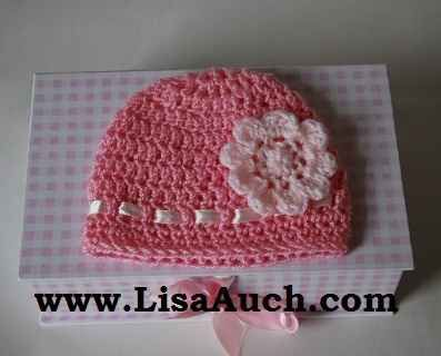 Free Crochet Baby Hat Patterns Ideal For Beginners Charlotte 3