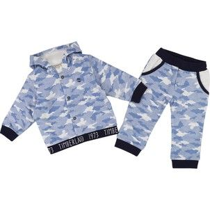 pyjama timberland garcon