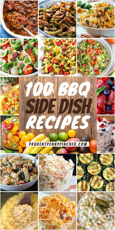 Side Dishes For Bbq, Summer Side Dishes, Veggie Side Dishes, Vegetable Sides, Food Dishes, Camping Side Dishes, Sides For Bbq, Summer Grilling Recipes, Summer Salad Recipes
