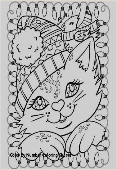 Color By Number Coloring Worksheets In 2020 Coloring Pages Winter Crayola Coloring Pages Cat Coloring Page