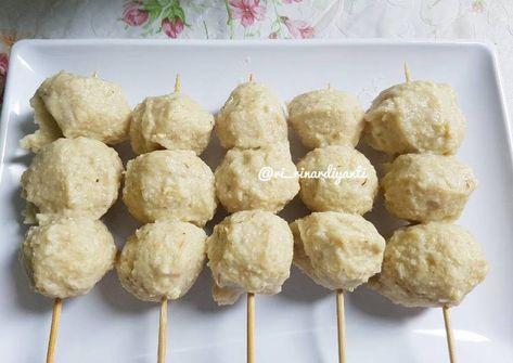 Resep 91 Bakso Tempe Oleh Mommy Nadhifa Resep Ide Makanan Makanan Vegetarian Makanan