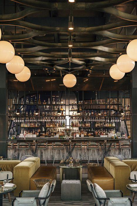 Latest Entries: Westlight (New York, United States), Americas Bar