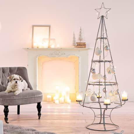46++ Deko weihnachtsbaum aus glas ideen