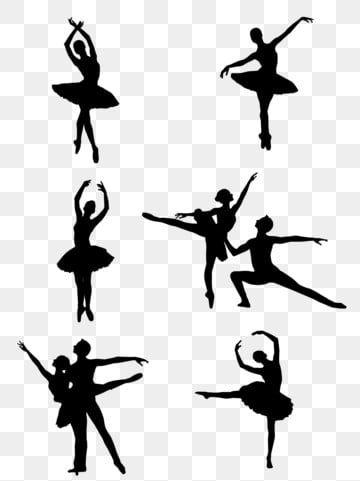 Ballet Dancer Silhouette Ballet Clipart Ballet Silhouette Png Transparent Clipart Image And Psd File For Free Download Dancer Silhouette Ballet Silhouette Silhouette Png