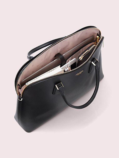 on sale 8fc67 6de3b Kate Spade Sylvia Universal Slim Laptop Bag, Black in 2019 ...