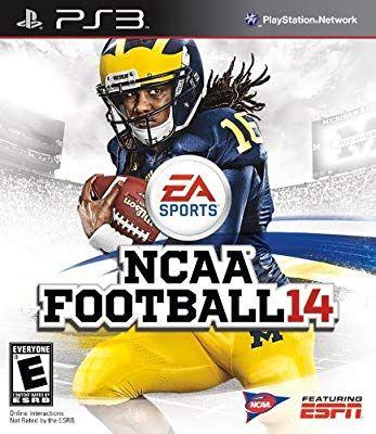 Ncaa Football 14 Playstation 3 Renewed Ncaa Football Nfl