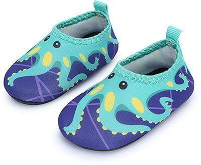 Baby Barefoot Swim Water Skin Shoes