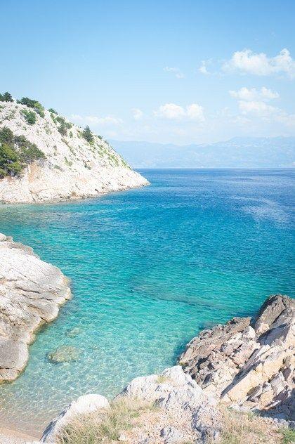 Ile de Krk en Croatie : plage, soleil et petits villages