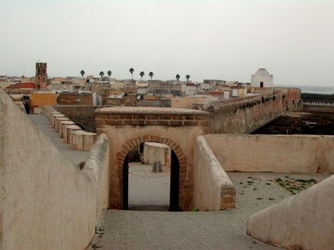 Resultado de imagem para imagens fortaleza de eljadida marrocos