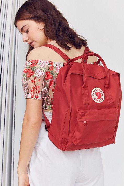 Fjallraven Kanken Backpack Sale: Up to Off