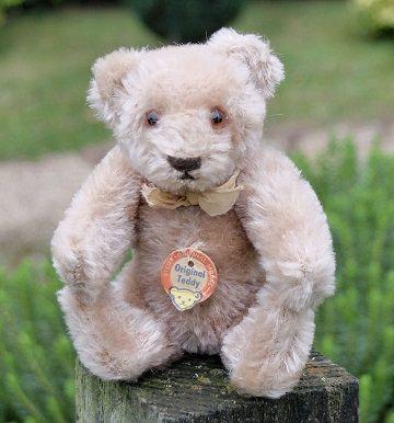 1950s old teddy bears Antique Teddy
