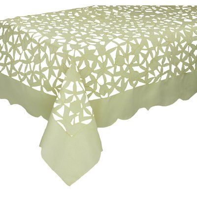 August Grove Weehawken Tablecloth House Styles Spring Tablecloths Tablecloth Sizes