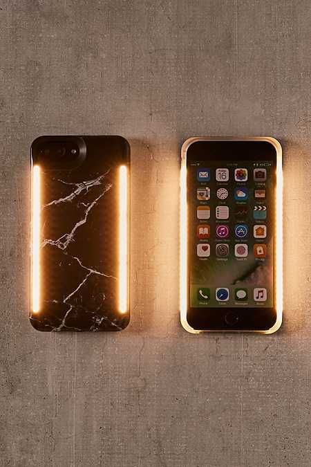 cheap for discount c699c f4ae6 Lumee Duo Black Marble iPhone 8/7/6/6s Plus Case | tech stuff ...