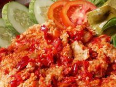 Rahasia Resep Sambal Ayam Geprek Bensu Dan Cara Membuatnya Iniresep Com Resep Resep Resep Makanan Makanan Ayam