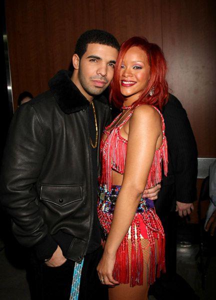 drake and rihanna | Drake-and-Rihanna