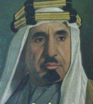الامير حسن السهيل التميمي زعيم قبيلة بني تميم في العراق Iraq