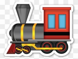 Locomotive Clipart Train Head Train Emoji Png Transparent Png Train Emoji Train Clipart Steam Locomotive