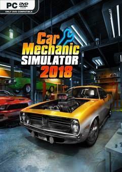 Download Car Mechanic Simulator 2018 Dodge Modern PC Game