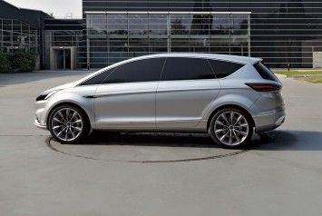 Ford S Max Concept Design Gallery Galerie