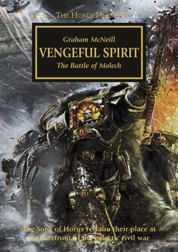 Pdf Free Download Vengeful Spirit By Graham Mcneill Vengeful