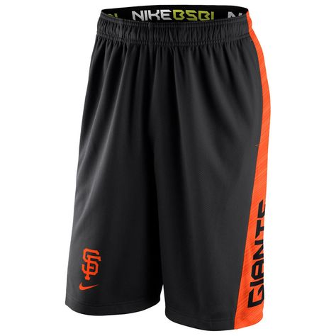 San Francisco Giants Nike Authentic Collection Speed Fly XL