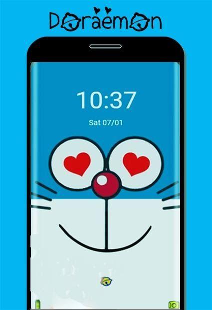 Wallpaper Doraemon Warna Hitam