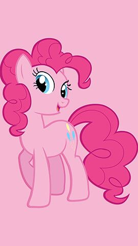 Pinkie Pie My Little Pony Wallpaper Android Wallpaper Iphone Wallpaper
