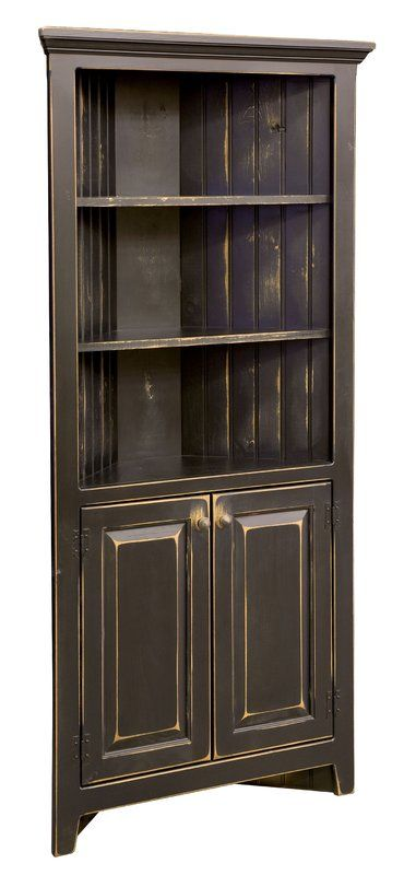 Overlook 2 Door Accent Cabinet In 2019 Stuff I Like Corner Hutch