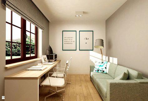 9 best Wnętrza - miejsce pracy images on Pinterest | Desks, Homes ...