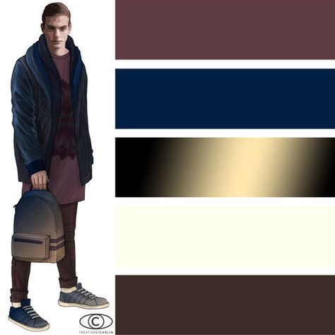 Urban Carapace. Trends : At the occasion of the #MENSWEAR FW17/18 trend book launch,Carlin offers you a preview of the FINERY theme through 2 stories dedicated to Nature. (#659420)