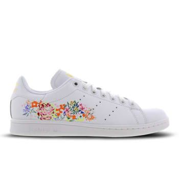 adidas Stan Smith Flower Embroidery - Women Shoes ...