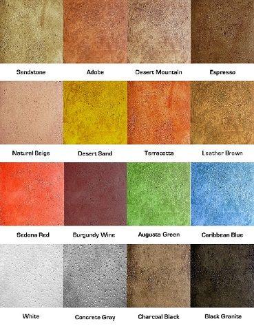 Pool Deck/patio Concrete Paint Bold Colors For My Front Porch | Yard  Transformation | Pinterest | Deck Patio, Bold Colors And Front Porches