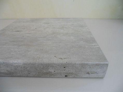 Beton Natur F2204 NST Arbeitsplatte, Küchenarbeitsplatte Kitchen - küchenarbeitsplatten online kaufen