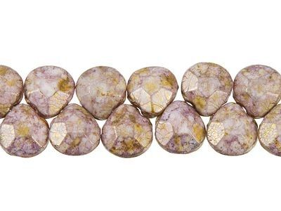 6mm Fine Trade Czech Crystal Rainbow Faceted fire Polished Glass Beads