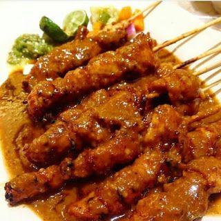 Resep Masakan Nusantara Sate Ayam Madura Resep Resep Masakan Masakan