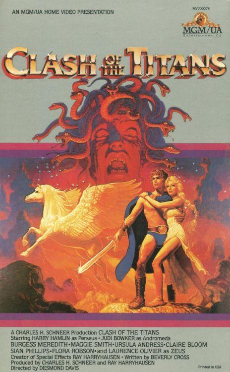 Clash of the Titans 1981 videobox artwork http://flic.kr/p/pWvr52