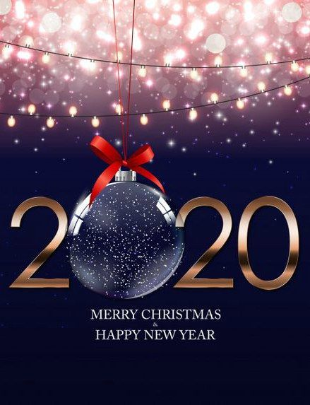 New Year Wallpapers Pictures 2020 For Android Mobile Phone New Years Eve Pictures New Year Wallpaper Christmas Tree Village Display