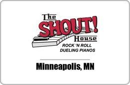 Shout House Dueling Pianos Gift Card 50 Visit The Image Link More