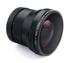 NIKON Objectif Fisheye 0,15X pour Nikon