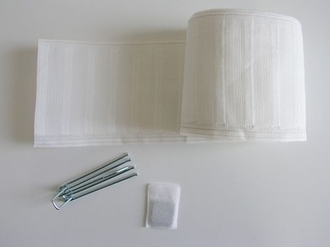 sewing 101: pleated + lined drapes | Design*Sponge