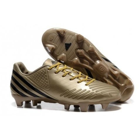 Firm Ground-Gold Black Yellow-Adidas Predator LZ TRX FG-Adidas LZ Football  Shoes - New Arrivals 5bf2553c20