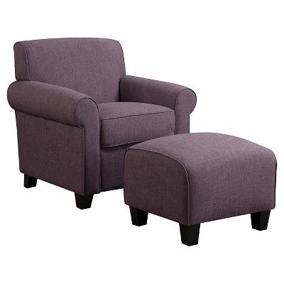 Comfy Chairs For Small Spaces Chair Ottoman Set Chairs For