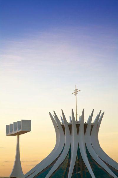 Print Of Brazil Distrito Federal Brasilia Brasilia Metropolitan